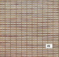 "Рулонные шторы, ткань ""SHUKATAN"" система Besta mini , фото 1"