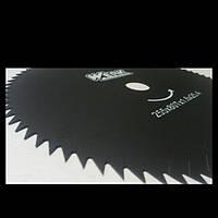 Нож для мотокос Werk 255 х 25.4 х 80T