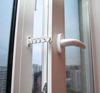 Ограничитель открытия окна. Белый
