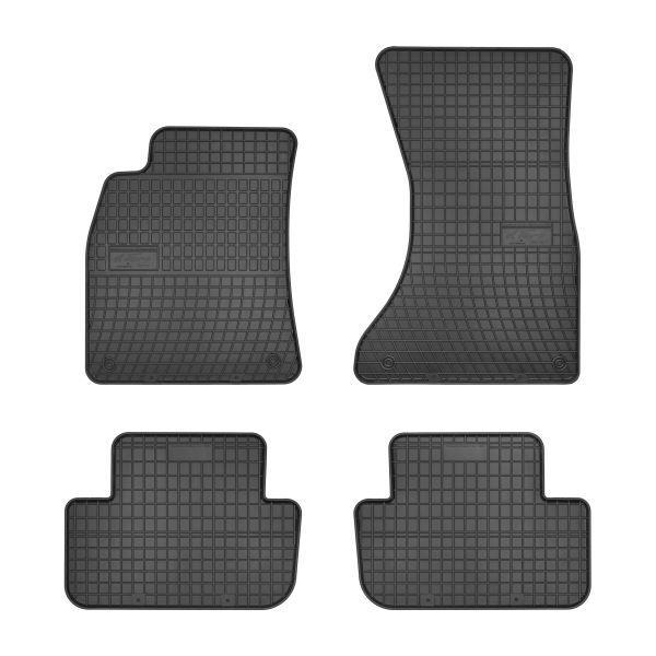 Резиновые коврики в салон FROGUM AUDI A4 - B82007-2015