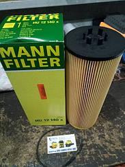 HU12140X Фильтр масляный MERCEDES-BENZ ACTROS (пр-во MANN)