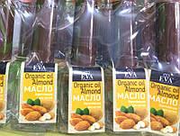 EVA Cosmetics NAIL CLINIC - Organic Almond oil укрепление для ногтей