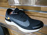 Мужские кроссовки Nike черные