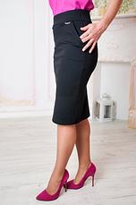 """Женская юбка """"Сандра"""" размеры 44-54, фото 2"""