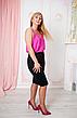 """Женская юбка """"Сандра"""" размеры 44-54, фото 3"""