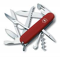 Многопредметный складной нож Victorinox EcoLine 91 мм Huntsman 3.3713