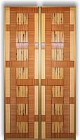 "Панель для шкафа-купе ""Лесенка"", бамбук"