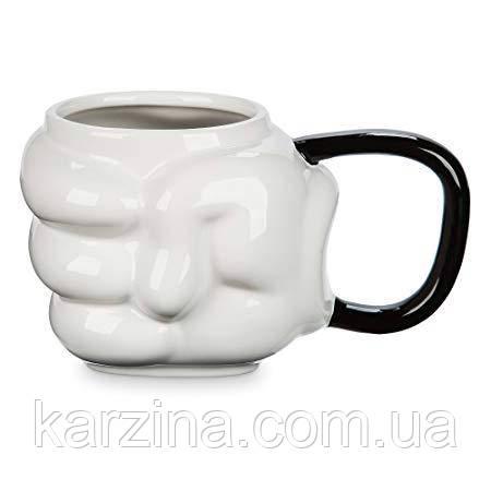 Чашка рука Mickey Mouse Glove Sculptured Mug Disney