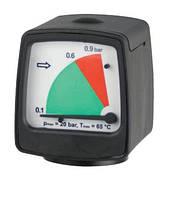 Индикатор перепада давления MDM40  ( датчик загрязнения фильтроэлемента)
