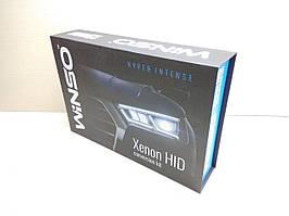 Комплект ксенона Winso H7, 5000K, 12V, Slim