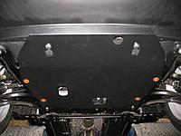 Защита картера двигателя и КПП для Nissan Kubistar 2008-