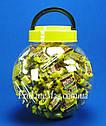 Конфеты - драже JOHNY BEE® Mini Candy Soccer Cola & Lemon, фото 2