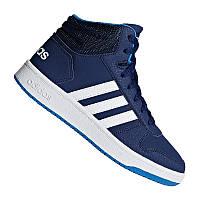 2114cec6fbd8 Adidas JR Hoops Mid 2.0 K 101 (F35101)