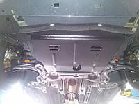 Защита картера двигателя и КПП для Nissan Micra K13  2013-