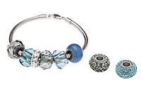 Браслет Pandora от Swarovski женский Light Aquamarine