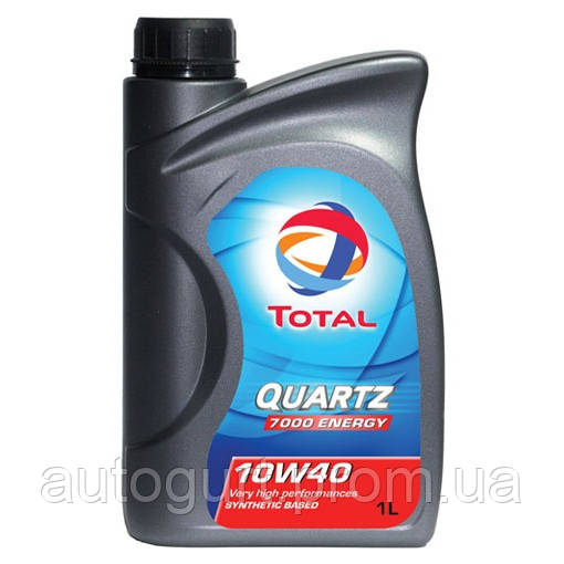 TOTAL QUARTZ 7000 energy 10w40 1Lкод167637