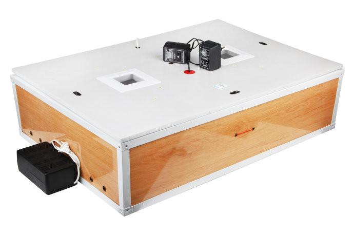 Инкубатор автоматический Курочка Ряба на 120 яиц (kr120ten)