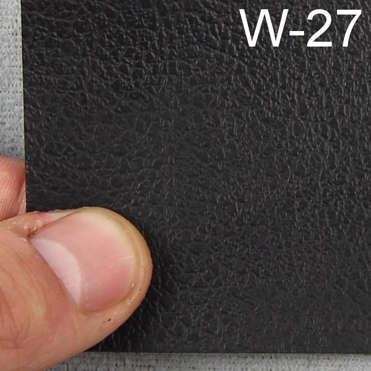 Термовинил HORN (черный W-27)для обтяжки торпеды