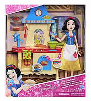 Игровой набор кухня Disney кукла Белоснежка Stir and Bake Hasbro C0540, фото 1