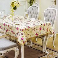 Скатерть кухонная с бахрамой (Код: 3112)