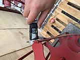 Роторная борона WEIMA 500\900(шестигранник 24мм)диам-33см,ширина захвата -70см(штука), фото 5