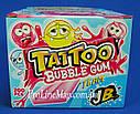 Жевательная резинкаJOHNY BEE® Tattoo Gum, фото 2