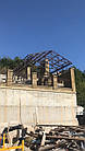 Металлический балкон кованый, фото 4