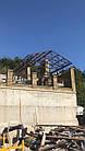 Металлический балкон, фото 3