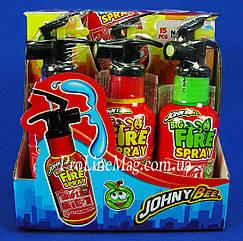 Конфета спрей JOHNY BEE® BIG Fire Spray