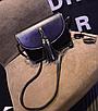Сумка женская через плечо с кисточками Черный, фото 3