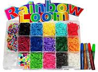 Резинки для плетения браслетов Rainbow Loom