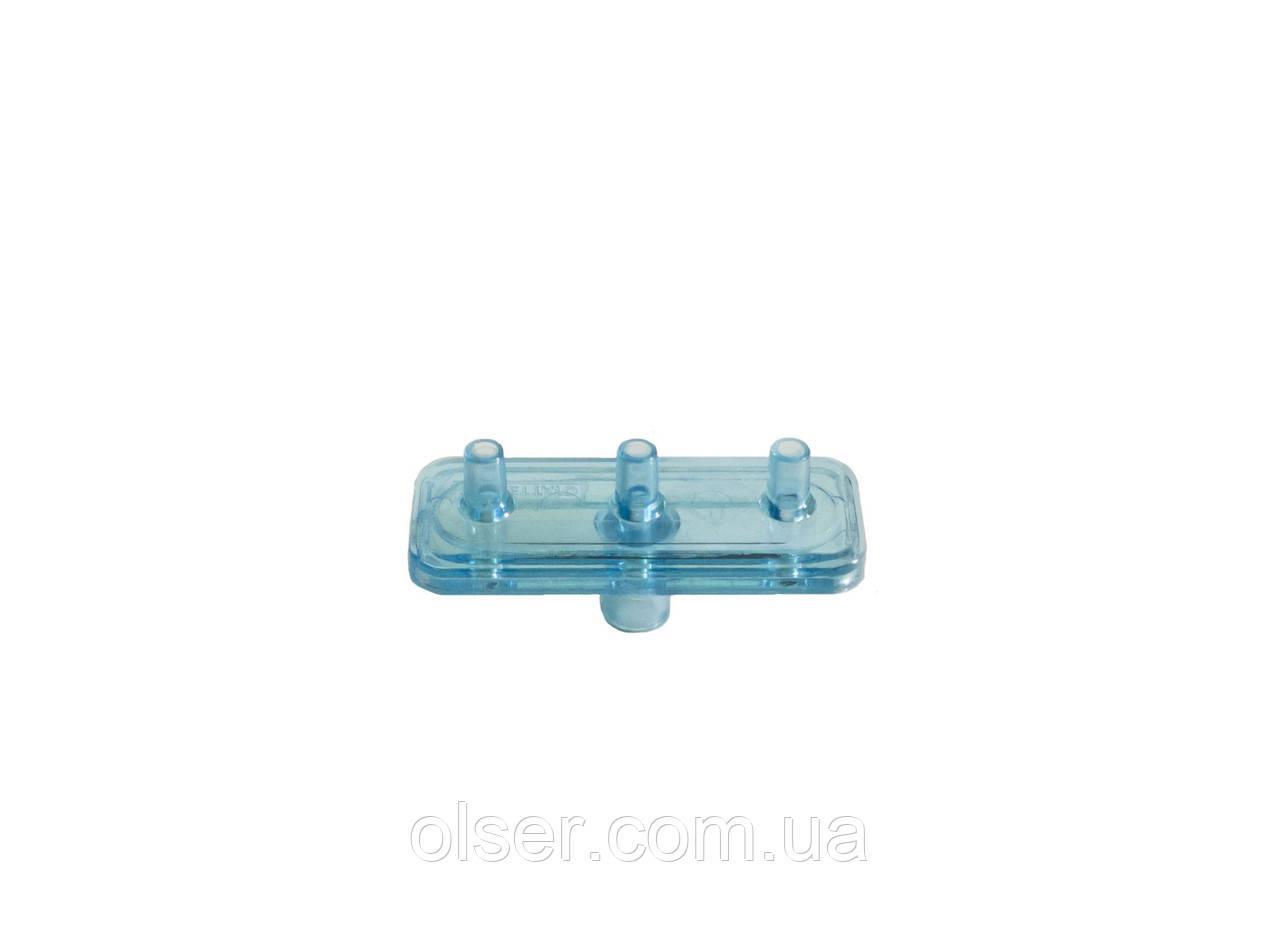 Мультиинжектор Mesoram линейный для мезотерапии, на 3 иглы