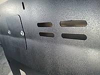 Защита картера двигателя и КПП для Nissan Qashqai  NEW 2014-