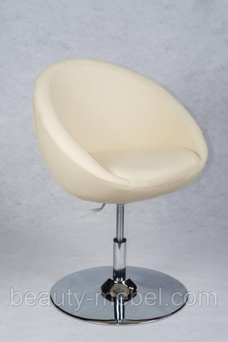 Кресло Marbino Lux Michellet, молочное