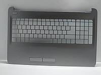 Верхняя крышка корпуса (топкейс) HP 255 G5 silver