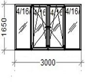 Балкон 3*1,65