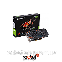 Видеокарта GTX 1060 GIGABYTE WINDFORCE OC 3GB (GV-N1060WF2OC-3GD)