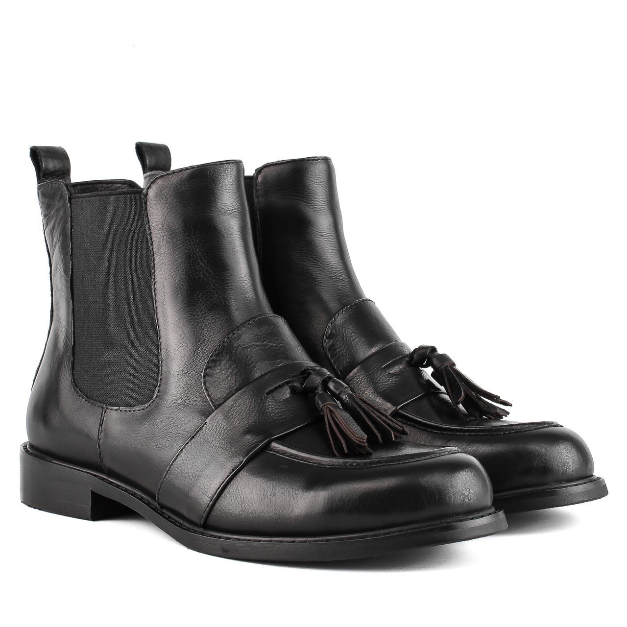 3e9760f60d0d Ботинки женские Djovannia (кожаные, модные, актуальный дизайн, качественные)