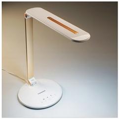 Светодиодная настольная лампа TIROSS TS-1806 8w 72led 3 режимы света AutoOff