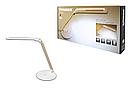 Светодиодная настольная лампа TIROSS TS-1806 8w 72led 3 режимы света AutoOff, фото 5