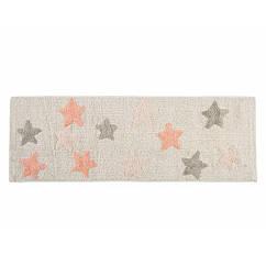 Коврик в детскую комнату Irya  Star ekru молочный 50*150 (8699366055261)