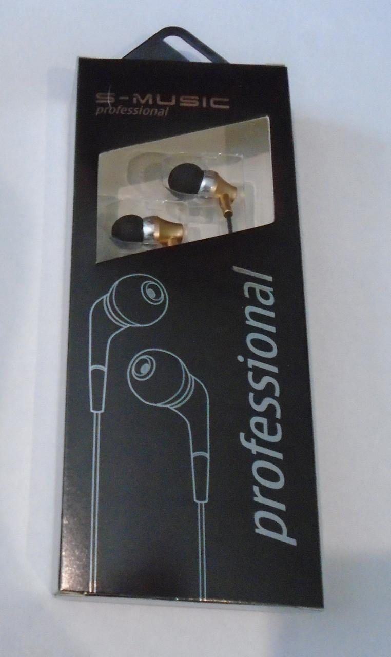 Каченственные Наушники с микрофоном 3,5mm для Samsung все модели