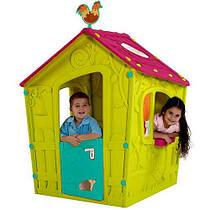 Детский игровой домик Keter Magic playhouse
