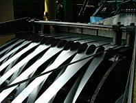 Продольная резка рулонного металла, штрипсовка