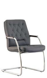 Кресло для совещаний Chester CF LB chrome