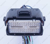 Разъем электрический 60-и контактный (60-41) б/у