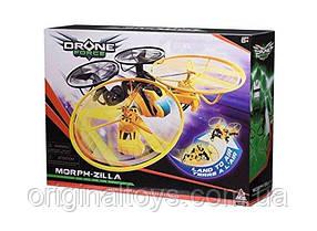 Дрон Drone Force Трансформер-исследователь Morph-Zilla 2.4Ghz