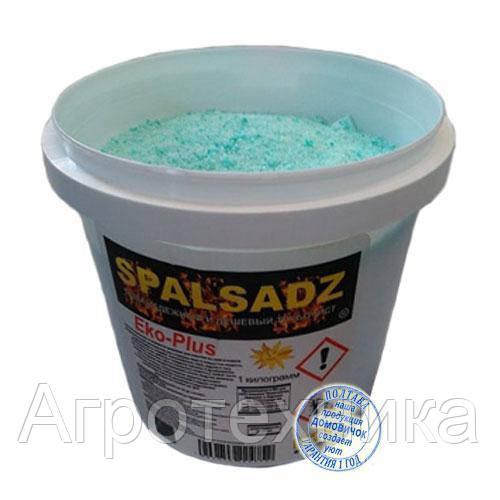 Spalsadz - очиститель дымохода от сажи копоти. На 1 тонну топлива. Эффективно, Быстро, Экономно