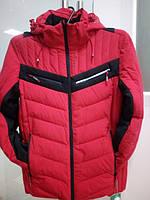 Мужская горнолыжная куртка  Snow Headquarter,р.XXL(50-52).