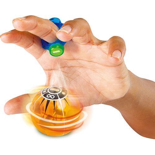 Магнитосфера Spinos с волшебным кольцом.